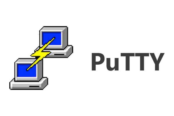 Examples of using PuTTY